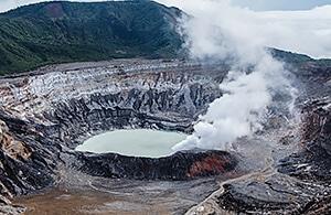 Geothermal mine