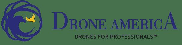 Drone America Retina Logo