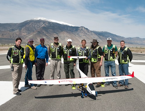 Tahoe Daily features story on cloud seeding