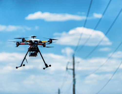 Research Takes Flight with NV Energy Drone Pilot Program