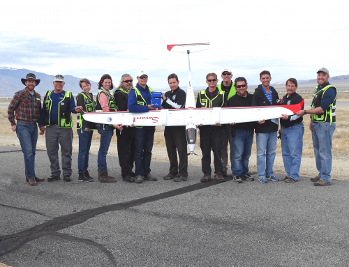 Drone America and DRI unmanned cloud-seeding realizes beyond visual line of sight