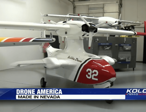 KOLO 8 News – Drone America, Made in Nevada