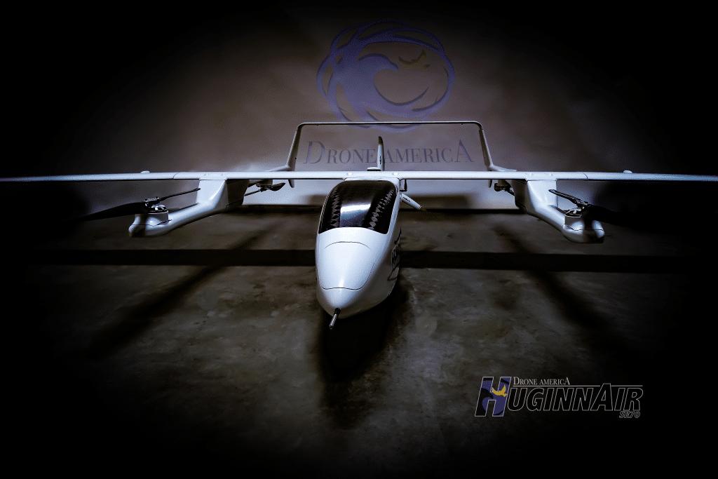 Drone America - HuginnAir